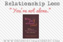 """Who Am I Without You? (Self-Esteem After a Breakup) / Based on my book, """"Who Am I Without You?"""" this board is here to say, """"You're not alone,"""" and to inspire you to overcome, become, and flourish!"""