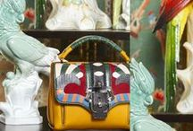Bag lady / Hand bags that are playful and beautifully crafted.