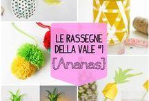 Tutti FRUTTI / The best FRUIT themed DIY Tutorials