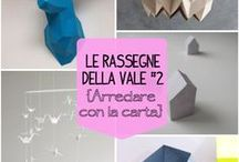 PAPER // ORIGAMI // CARDBOARD / The best DIY Tutorials with PAPER
