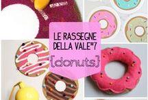 DONUT / The best DONUTS themed DIY Tutorials
