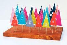 Advent calendars / Beautiful DIY Advent Calendars