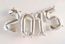 New Year's Eve Style & Party Ideas / Whether you're throwing a huge party or just having the family round for dinner, here's all the inspiration you need to welcome 2015 in style. / by BHS UK