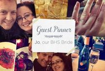 Guest Pinner: Jo, Our BHS Bride / We know you already love our wedding collections, but what better way to discover our 2015 range than through the eyes of our very own BHS Bride, Jo. Follow this board to see all her wedding inspiration, favourite bridal dresses, get style tips & tricks and join her on her wedding planning journey. #BHSBride  / by BHS UK