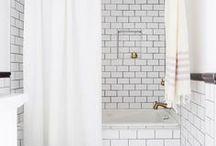 Badezimmer Einrichtungsideen / Bathroom, Einrichtung, Accessoires, Farben, Minimalismus, Funktionalität, Interior, Design, Style, Scandi