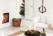 Weihnachten Dekorationsideen / Alles rund um den Schmuck zu Weihnachten. Weihnachtliche Dekorationsideen im Inferior-Bereich, Baumschmuck, Kerzen, Sterne uvm.