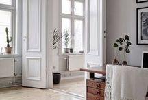 Leben im Altbau Einrichtungsideen / Eine Altbauwohnung ist ein Interior Traum. Hohe Decken, Stuck und Dielenboden, was will der Einrichtungsfan und Deko Liebhaber mehr?