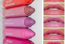 gloss, glitter, powder and polish / make-up and nails