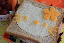 kids lunches / Kids lunches and snacks