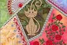 cross stitch & other needleworks / by Ellie Church