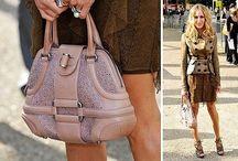 Handbags ...not purses!  / Designer Handbags...No purses allowed!