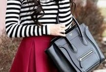 Fashion & Hair / Great ideas for fashionable outfits / by Cassie Lewis
