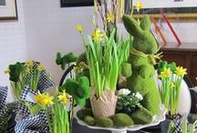 A Visual Feast - Tablescapes / by Annette Redican