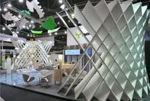 Trade Show Design Ideas / A collection of Pin's that Blazer Exhibits & Events finds interesting and creative.