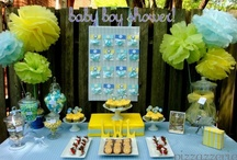 Baby Shower / by Britney Morris