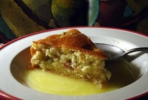 sweets / This is a nut free home.  I either omit nuts from a recipe or use Wow butter.  / by Angel E