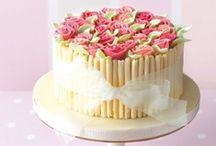 Beautiful Cakes / by Cara Hartley
