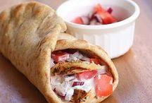 Recipes - Sandwich meals