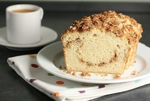 sweet: muffins and quick breads