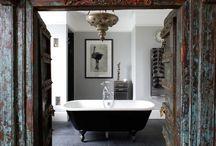 Stylish Bathrooms / by Leila Rossi