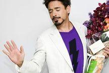 ♡ | Robert Downey Jr. / by Cheysser Hershey Rodriguez