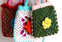 Hooked! Amazing Crochet / Nice ideas for Crochet!