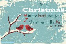 Magical Christmas / Inspiration for a Magical Christmas