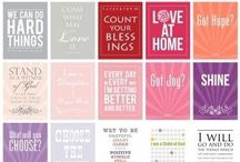 Printables & Patterns / Cool printables and Patterns to share