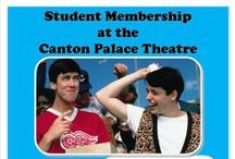 Get Involved with the Canton Palace Theatre! / There are many different ways to get involved and be a part of the Canton Palace Theatre - join today!