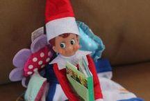 "Elf on the Shelf Ideas / Enjoying the Christmas holiday season with the fun and mysterious ""Elf on the shelf""!"