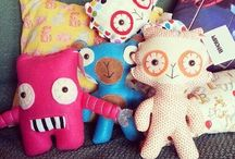 Monster Stuff / Cute Products theme Monsters