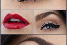 Make-up, beauty, nails & hair