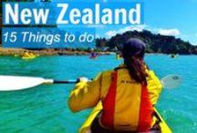 Wanderlust | Australia / New Zealand / by Cheysser Hershey Rodriguez