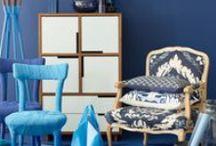 Azules / El AZUL es el color del infinito, de los sueños y de lo maravilloso. Simboliza la sabiduría, fidelidad, verdad eterna e inmortalidad.  Los azules calmos invitan al relax, la meditación y las emociones profundas. Disfrutá los azules!