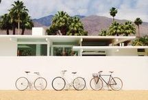 ▷▷ HOME: Palm Springs / Inspired by Palm Springs—Home to Coachella, the fashion-forward resort town of Palm Springs inspires creativity, independence, and of course music / by Sonos