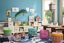 Decorate: Kids / by Candise Miller