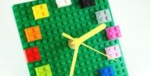 LEGO Ideas / Creative LEGO ideas for kids, adults, boys and girls to build. Plus DIY and easy LEGO ideas for a birthday party, storage and cool LEGO activities.