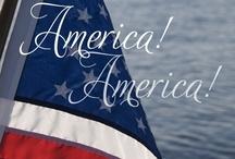 P a t r i o t i c  / God Bless America / by Anita B.