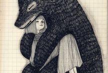 art, design & illustration / by Mikhail Kirsanov