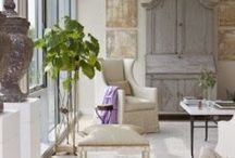 Rooms and Pieces / Living rooms, sitting rooms and entry ways and special pieces of furniture / by Kim Taff