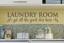 Home - Laundry Room / by Heather Williams