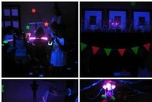 Ashlyn's glow in the dark party / by Michelle Rodriguez