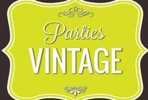 Parties Vintage  / by Paula Toruño