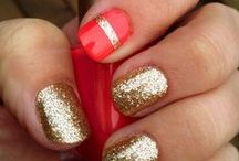 nails. / by Theresa Bartlett