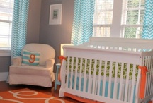 Baby - Nursery Ideas / For that one day that my husband & I start a family! / by Heather Williams