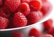 Raspberries / by Anita B.