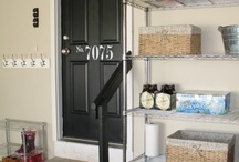 Home - Entry Way/Garage / by Heather Williams