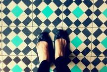 Mosaics, Tiles & Azulejos