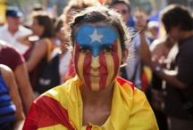 La Diada de Catalunya  / Fotografías del día nacional de Catalunya y de la manifestación del #11s2012, #DiadaEP