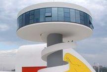 Óscar Niemeyer / Algunas de las mejores obras del arquitecto Óscar Niemeyer
